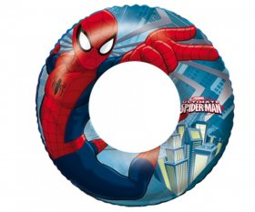 Plaukimo ratas BESTWAY SPIDER MAN 56cm,98003