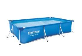 Baseinas BESTWAY STEEL PRO su metaliniu rėmu, 3, m x 2.01 m x 66 cm, talpa 3300 l (90% talpos)