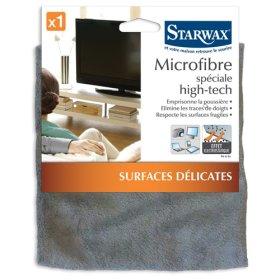 Mikropluošto šluostė jautriems paviršiams High tech STARWAX, 1333