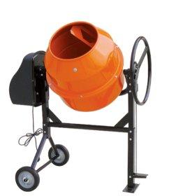Elektrinė betono maišyklė HERVIN TOOLS CM120-GER
