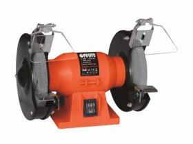 Elektrinis galąstuvas HERVIN TOOLS BG-150W galia 150 W, 2950/min, skersmuo 125 x 16 mm
