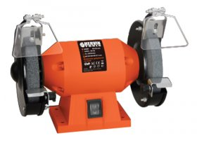 Elektrinis galąstuvas HERVIN TOOLS BG-200W galia 200 W, 2950/min, skersmuo 150 x 20 mm