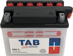 Akumuliatorius TAB YB4LB