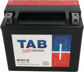 Akumuliatorius TAB YTX12BS