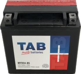 Akumuliatorius TAB YTX14B