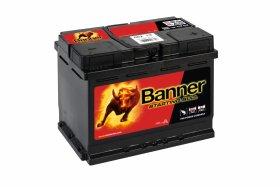 Akumuliatorius BANNER Banner Starting Bull 62Ah