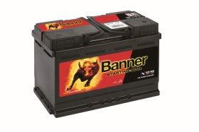 Akumuliatorius Banner Starting Bull 72Ah 12V 650A 278X175X190mm