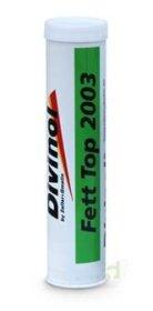 Kalcio tepalas DIVINOL Fett TOP 2003,  0,4 Kg.