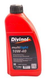 Variklinė alyva DIVINOL 10W-40, SN/CF, Multilight, 1l, pusiau sintetinė