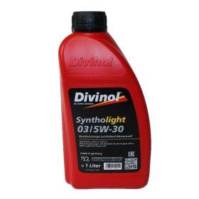 Variklinė alyva DIVINOL 5W-30, Syntholight 03, 1L, sintetinė
