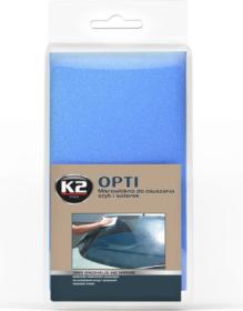 Automobilinė šluostė stiklams K2 PRO OPTI 40X40 cm