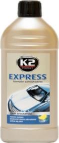 Automobilinis šampūnas K2 EXPRESS, 500 ml