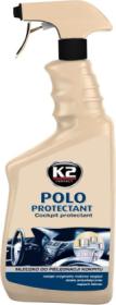 Polirolis K2 POLO PROTECTANT, 770 ml, skystas