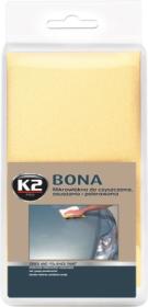 Automobilinė šluostė K2 BONA PRO, 40x40cm