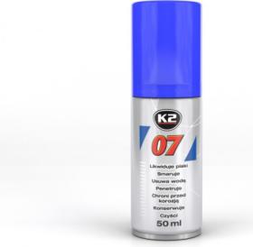 Universali priežiūros priemonė K2 07, 50 ml