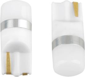 Automobilinė lemputė ALBURNUS T10, 12V/24V, 2SMD CANBUS, LED, 2 vnt