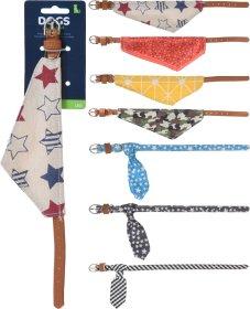 Antkaklis šunims, kaklaraištis/skarelė NO BRAND 1
