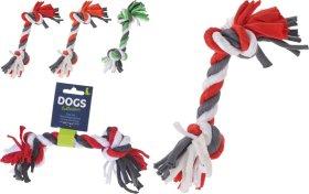 Žaislas šunims, virvė, 24 cm.