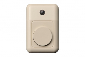 Skambučio jungiklis LIREGUS ESJ-002, paviršinis, su pašv., smėlio sp.