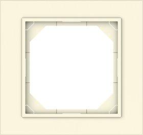 Rėmelis VILMA QR1000 R01, 1 vietos, dramblio kaulo sp