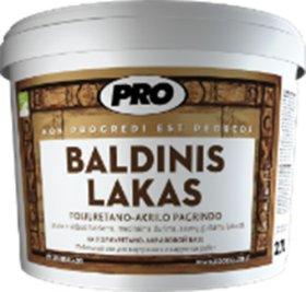 BALDINIS LAKAS (pusiau matinis) 2,5L