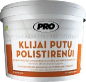 Klijai polistirenui PRO 5kg