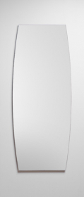 Veidrodis GRAVERA KOLONA V-65 CL00