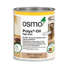 Medienos aliejus su kietaisiais vaškais OSMO TopOil 3068, natūralus, skirtas stalviršiams, 0.5 l
