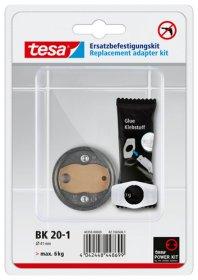Tvirtinimo rinkinys TESA BK20, pakaitinis, 40350