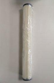 """Klostuota mechaninio valymo kasetė ŠOMIS PC-01-20,20"""" aukščio, 10 mikronų"""