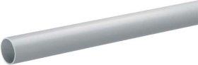 Instaliacinis vamzdis ELECTRALINE, 2 m, 16 mm, lygus, pilkos sp., 60654