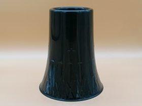 Plastikinis pastatomas kapų vazonas, juodos sp.