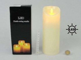 LED Žvakė judančia liepsna