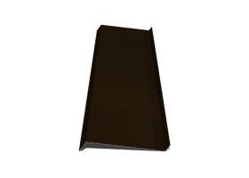 Palangė   Matmenys 200 x 2000 mm, rudos spalvos, RR32/RAL8019
