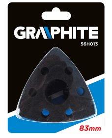 Padas lipniems šlifavimo lapeliams GRAPHITE 56H013