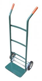 Krovinių vežimėlis HERVIN EQUIPMENT, apkrova iki 80 kg, 100×45×33cm, HT-002