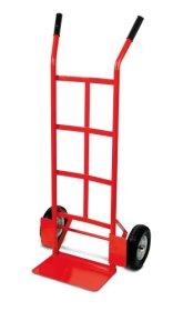Krovinių vežimėlis HERVIN EQUIPMENT, apkrova iki 250 kg, 118×54×47cm, HT-008