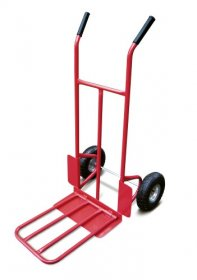 Krovinių vežimėlis HERVIN EQUIPMENT, apkrova iki 250 kg, 120×59×62cm, HT-048A