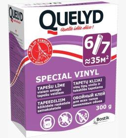 Tapetų klijai QUELYD Special Vinyl, 300 g