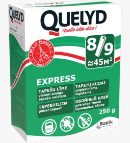 Tapetų klijai QUELYD Express, 250 g