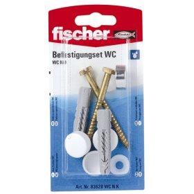 Unitazo tviritinimas FISCHER UX, 8 x 50 mm, 2 vnt.