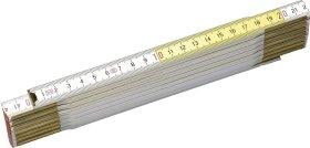 Medinis sulankstomas metras STANLEY, 2 m (0-35-458)