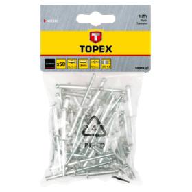 Kniedės TOPEX 43E301