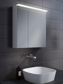 Vonios spintelė ELITA 60