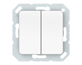Jungiklis VILMA SL 250, 2 kl., įleidžiamas, baltos sp., P510-020-12
