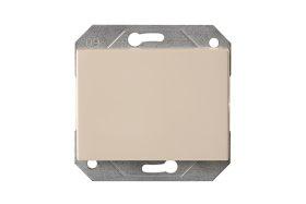 Perjungiklis VILMA XP500, 1 kl., įleidž., smėlio sp., P610-010-02