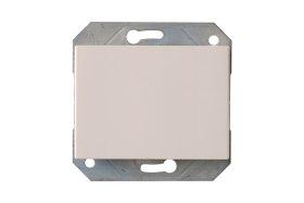 Perjungiklis VILMA XP500, 1 kl., įleidž., kryžm., baltas, P710-010-02
