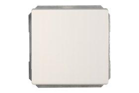 Perjungiklis VILMA ST 150, 1 kl., įleidž., baltos sp., P610-010-02