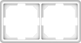 Rėmelis VILMA ST 150, 2 vietų, baltos sp., 732 121 006