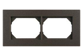 Rėmelis VILMA R02 XP500 2v., antracitas